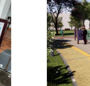 Inclusión: Talleres 2021 y espacio público de integración enLima
