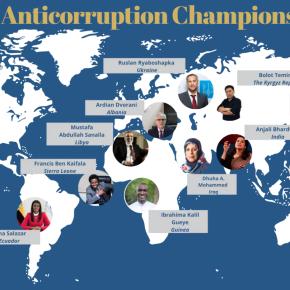 Premio Internacional de Campeones Anticorrupción de EE.UU. instituido por Biden reconoce a 12 personas, entre ellas una de Ecuador yGuatemala