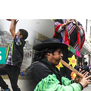 """Convocatorias Concursos MML: X Concurso Metropolitano de Innovación Pedagógica y II Concurso de Literatura Oral Mi Perú en el Bicentenario coorganizado con """"Costumbres"""""""
