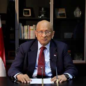 Ministro de Economía de Panamá, Héctor Alexander, asume presidencia del Directorio CAF 2021-2022 tras renuncia de Carranza por designio de funcionario no calificado y denuncias de abuso de poder en sugestión