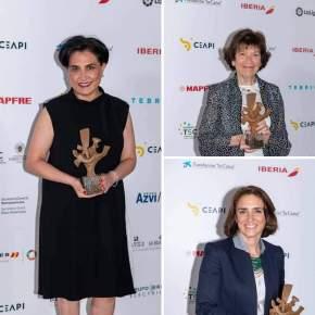 Galardonaron a empresarias y ejecutivas latinoamericanas en el IV CongresoCEAPI