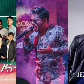Los peruanos Gaona, Jezzdrake y Enigmas disputan el primer puesto en el Djooky Music Awards destacado concurso enlínea