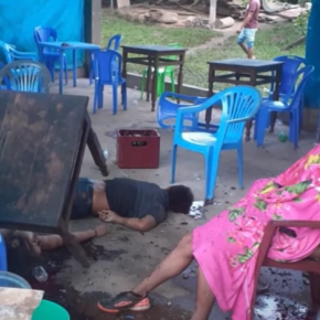 Matanza terrorista en Vizcatán VRAEM Perú: De la propia declaración de la Camarada Vilma y de documento de inteligencia PNP con más o menos vínculos del narcotráfico no es ladiscusión