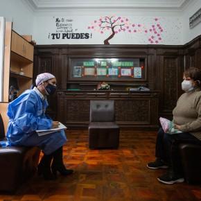 Centro de Salud Mental Comunitario Kuyanakusun en Lima desde apertura el 2020 ha asistido a más de 2 milpersonas