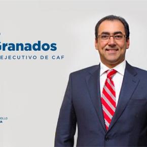 Eligen a Sergio Díaz-Granados como nuevo Presidente Ejecutivo de CAF, Banco de desarrollo de AméricaLatina