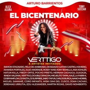 """Tema """"El Bicentenario"""" reunió a cantantes peruanos como Tony Succar, Pelo D' Ambrosio, Rossy War y Kalé. Disponible en todas las plataformas destreaming"""