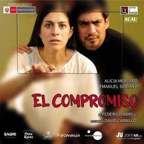 """""""El Compromiso"""", una crisis de pareja con Alicia Mercado y EmanuelSoriano"""