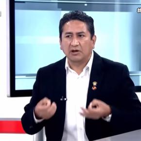 Gobierno de Pedro Castillo recolecta firmas de ciudadanos para Asamblea Constituyente a través de Perú Libre: De la propia voz del Secretario General del partido, Vladimir Cerrón. ¿Los demócratas de cualquier sector han firmado #NoAlaAsambleaConstituyente deGhersi?