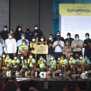 Los Juegos Panamericanos 2027 se desarrollarán en Colombia, en la ciudad deBarranquilla
