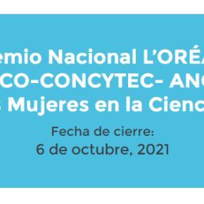 """Concurso para reconocer a las científicas peruanas: Premio Nacional L'oréal-Unesco-Concytec-ANC """"Por las Mujeres en laCiencia"""""""