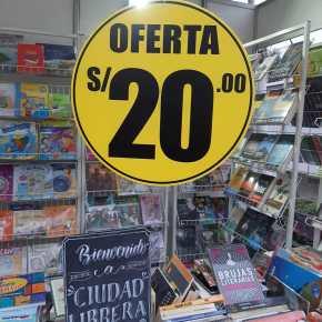 """En el tradicional distrito del Rímac se desarrolla la Feria del libro """"Ciudad concultura"""""""