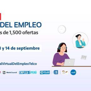 Festival Virtual del Empleo organizada por la MML último día para registrarse, con el apoyo de Usaid-Woccu, Cesal y el programaEmpleat-Perú