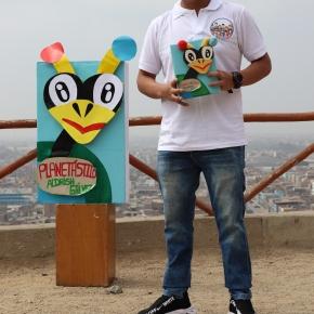 """Proyecto y libro 'Planetástico' de Aldrish Gálvez, ganó el concurso Nacional de la Juventud 'Yenuri Chiguala Cruz"""", realizado por el Ministerio de Educación dePerú"""