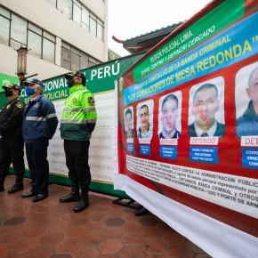 El Ministerio Público de Perú pide prisión preventiva a cinco cobradores de cupos en conglomerado comercial Mesa Redonda enLima
